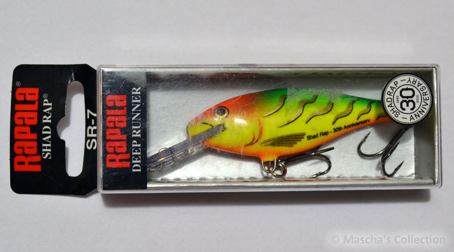 Rapala SR07 FT30 - box