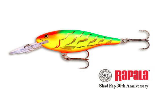 Rapala SR09 FT30 - official photo