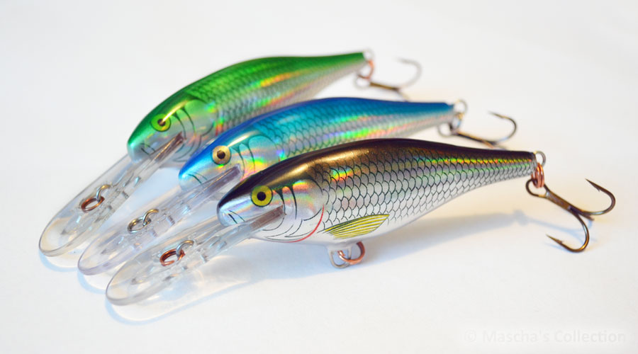 Holographic shiners
