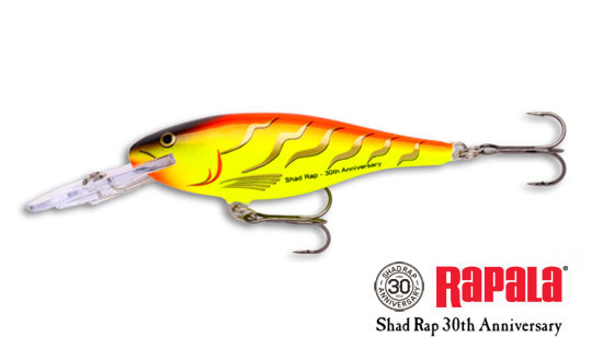 Rapala SR09 HT30 - official photo