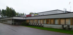 New Rapala factory Vääksy (2011). Foto Bill Sherck 2011