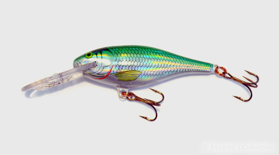 Holographic Emerald Shiner (HBSH)