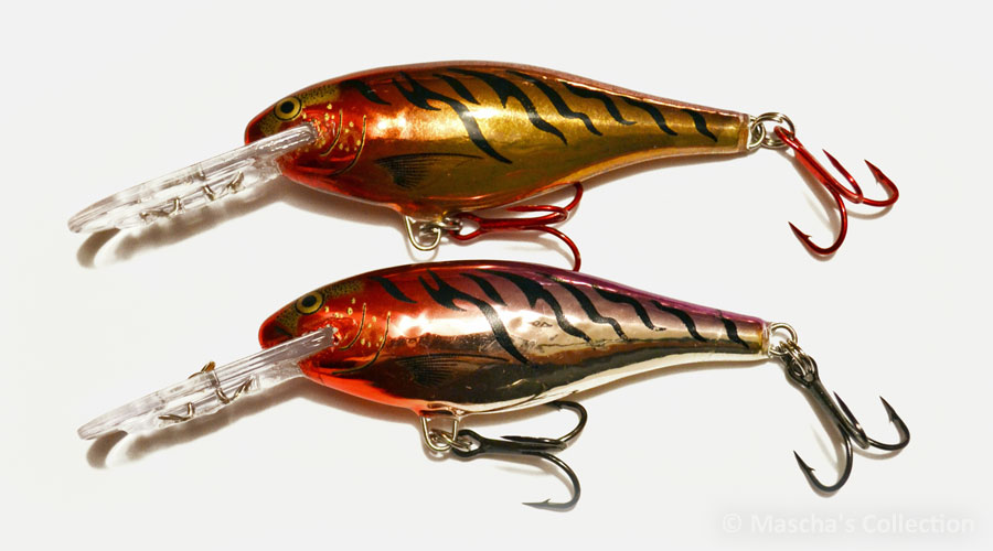 Purple Chrome Tiger (RCHT) - 1st & 2nd generation